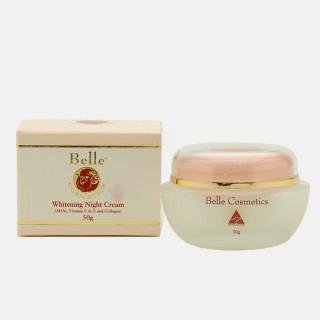 Belle Whitening Cream