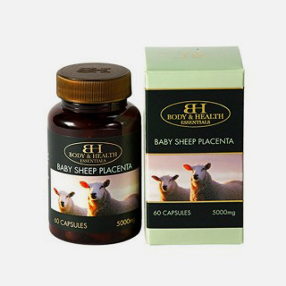 Body & Health Baby Sheep Placenta