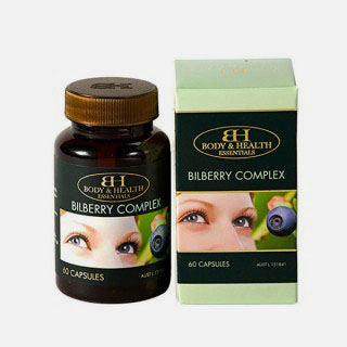 Body & Health Bilberry Complex