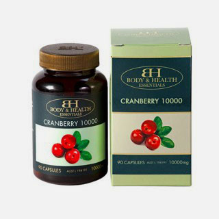 Body & Health Cranberry
