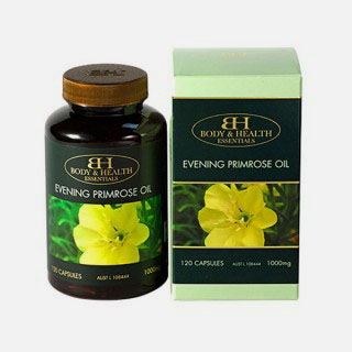 Body & Health Evening Primrose