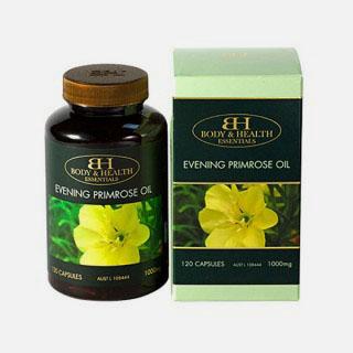 Body & Health Evening Primrose