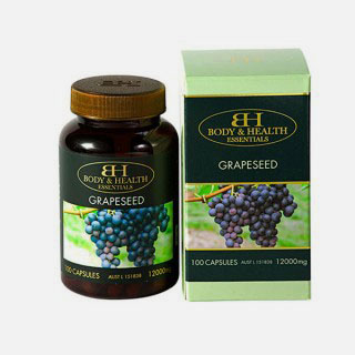 Body & Health Grapeseed