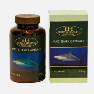 Body & Health Maxi Shark