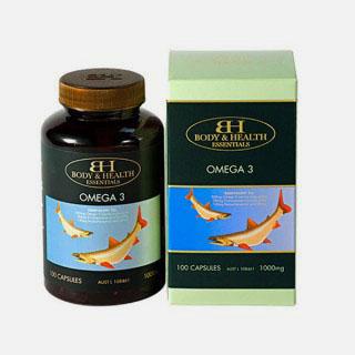 Body & Health Omega 3
