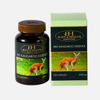 Body & Health Red Kangaroo