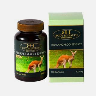 Body & Health Red Kangaroo