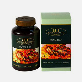 Body & Health Royal Jelly