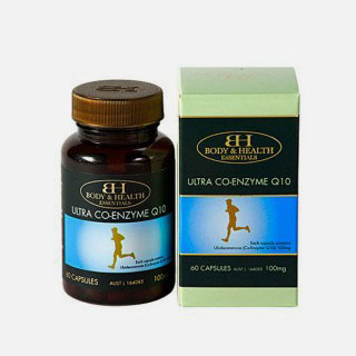 Body & Health Ultra Co-Enzyme