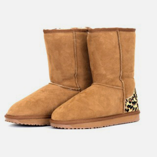Fashion Short Leopard