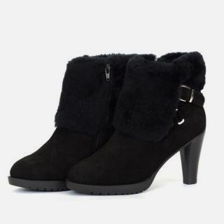 Mubo Ladies Shoes Black