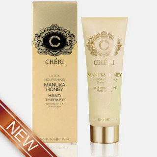 Cheri Manuka Honey Hand cream