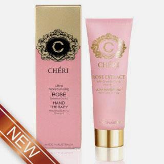 Cheri Hand Rose