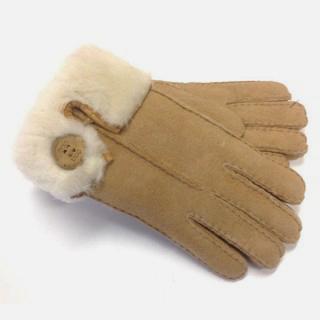 UGG Sheepskin Glove Chestnut