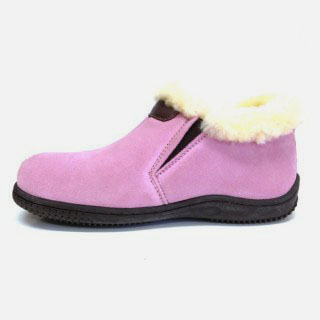 Mubo Pink Slipper
