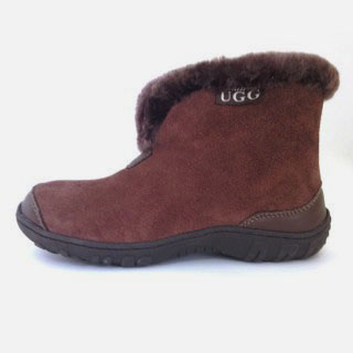 Mubo Tall UGG Sheepskin Slipper