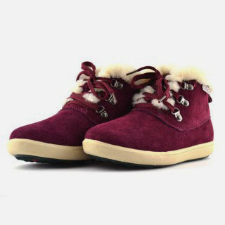 Mubo Ugg Lace Up Boots