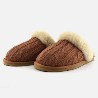 Mubo UGG Slipper Chestnut